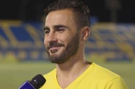النصر السعودي يقيل مدربه الإيطالي كانافارو
