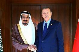 نقلة نوعية في العلاقات بين تركيا والسعودية