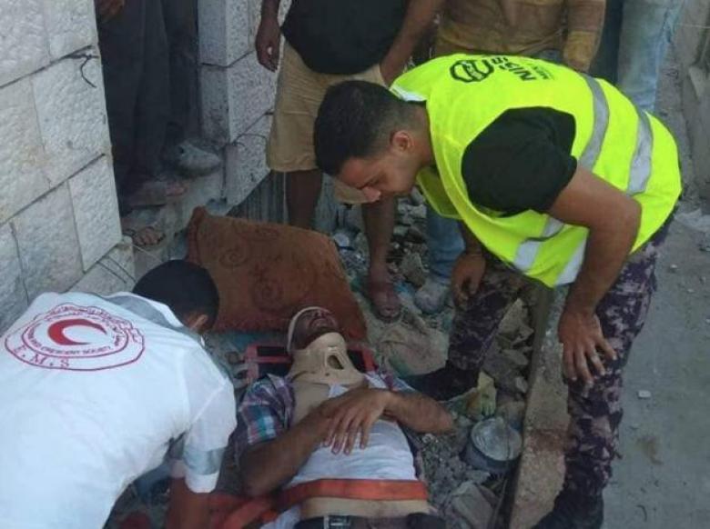 إصابتان بانهيار سقف مبنى قيد الإنشاء في بيت لحم