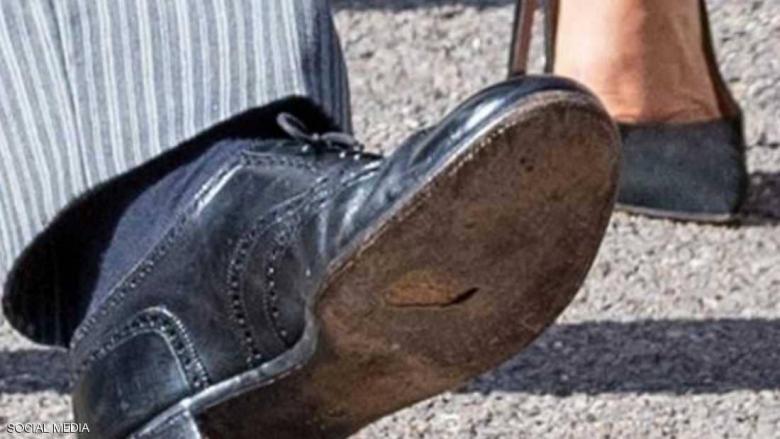 """""""حذاء الأمير"""" يثير جدلا وسخرية على الإنترنت"""