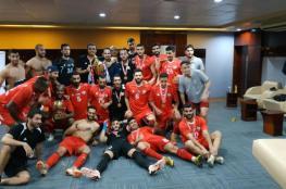 اتحاد الكرة ينظّم حفل وداع للمنتخب الوطني