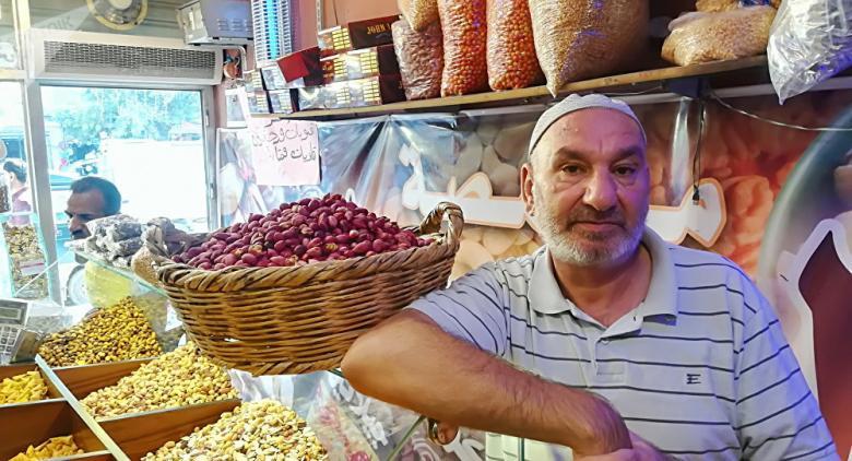 """هل أكل الأردنيون 14 ألف كغ من """"الفستق الحلبي"""" الفاسد"""