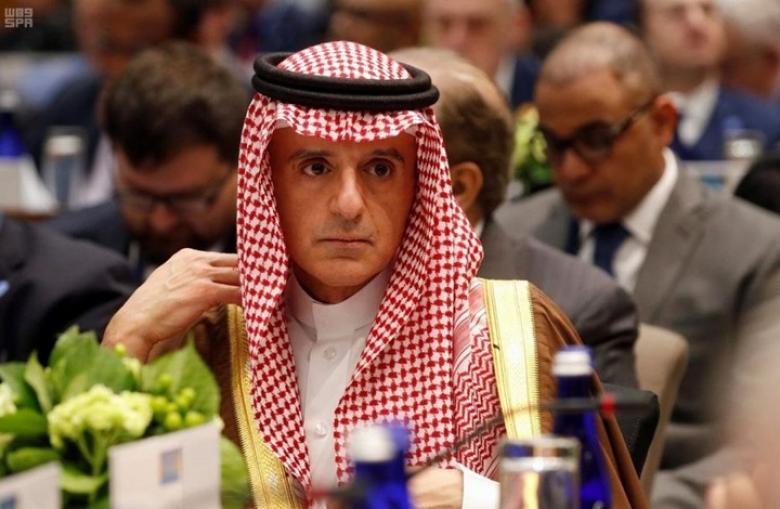 """الجبير يرد على بيزوس حول صلة الرياض بمجلة """"تبتزه"""""""