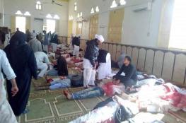 حماس تدين جريمة استهداف مسجد في سيناء
