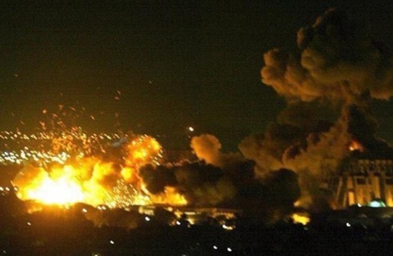 هذه المواقع التي استهدفتها الضربات الأمريكية بسوريا