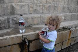 حل جزئي لمشكلة المياه والنظافة في جنين