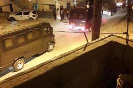 الاحتلال يعتقل أربعة مواطنين بالقدس المحتلة
