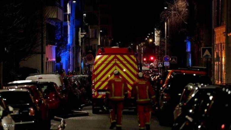 حريق مبنى يقتل 7 في باريس