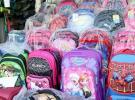 التعليم بغزة تشرع بتوزيع 8900 حقيبة مدرسية
