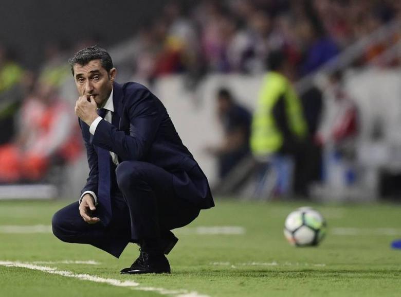 مدرب برشلونة: عانينا كثيرًا أمام أتليتكو مدريد