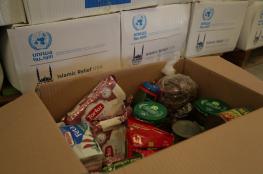 """جمعية """"الرواد"""" تطلق حملة توزيع طرود غذائية"""