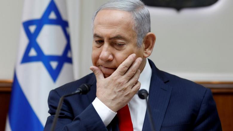 """""""فيسبوك"""" يعاقب نتنياهو ويمنعه من النشر"""