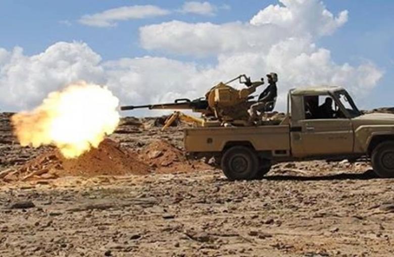 مقتل 27 حوثيا في معارك عنيفة بالبيضاء مع الجيش اليمني