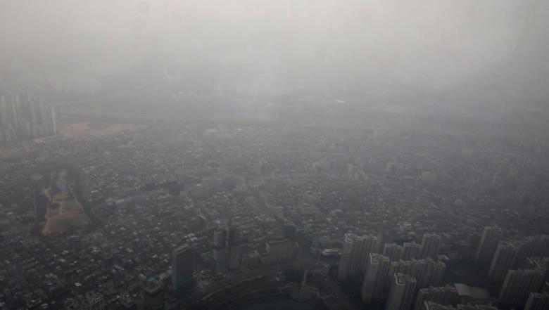 ثاني أكسيد الكربون يصل إلى معدل غير مسبوق