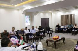 حماس تعقد اليوم لقاءً موسعاً مع قادة الفصائل والنواب بغزة