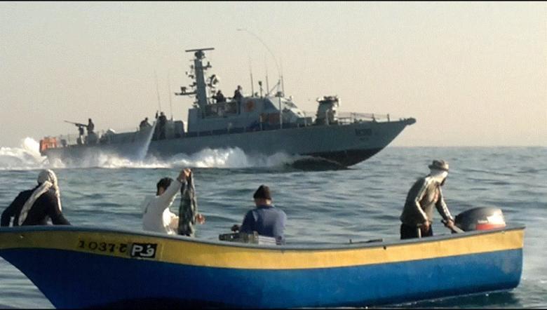 عياش: الاحتلال يقرر توسعة مساحة الصيد في بحر غزة