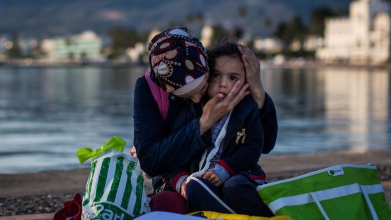 الأورومتوسطي: ظروف بائسة لطالبي اللجوء في اليونان