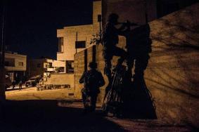 استشهاد منفذ عملية نابلس وإصابة جنديين بجنين