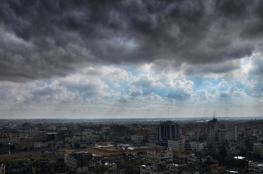 منخفضان جويان تتأثر بهما فلسطين خلال 10 أيام قادمة