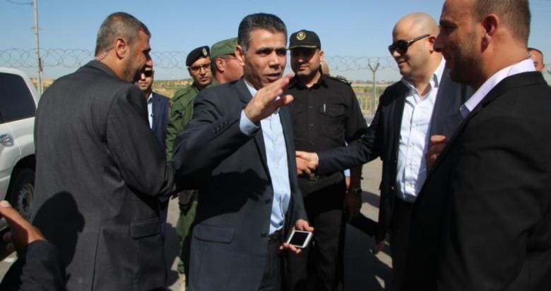 الحية يكشف موعد وصول الوفد الأمني المصري لقطاع غزة