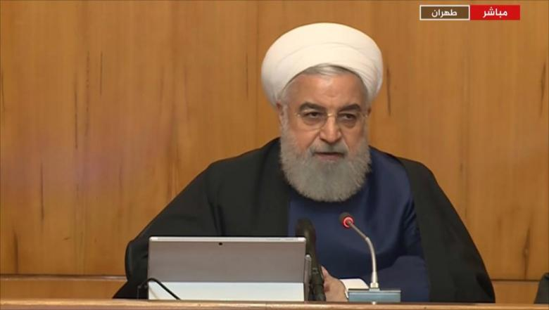 روحاني يحذر من انهيار الاتفاق النووي ويمهل الدول الخمس شهرين