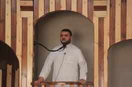 افتتاح مسجد بلال الحبشي بعد ترميمه في دير البلح