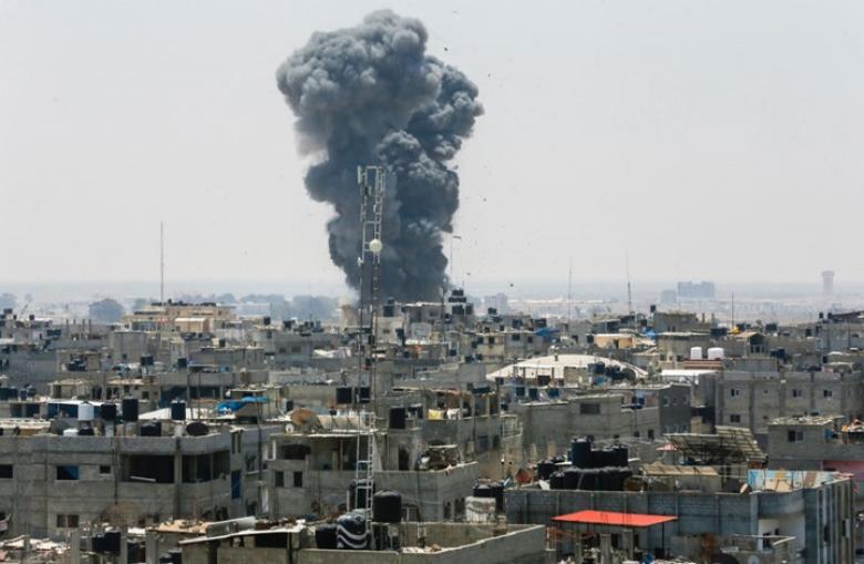 صحيفة: جوله من الصراع ستندلع مرة أخرى على جبهة غزة