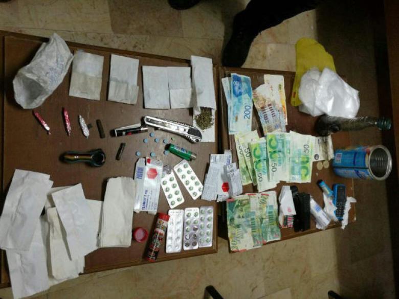 شرطة بيت لحم تعتقل أخطر مروجي المخدرات