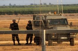 الاحتلال يستهدف المزارعين شرق دير البلح
