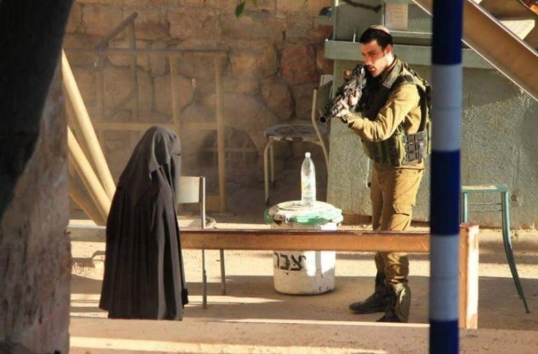 المدعي العام الإسرائيلي يغلق قضية ضد جنود قتلوا هديل الهشلمون