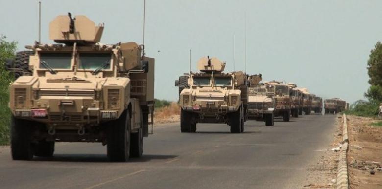 التحالف بقيادة السعودية يبدأ عملية اقتحام الحديدة باليمن
