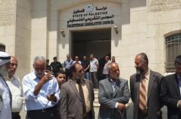 نواب حماس بالضفة يرفضون المشاركة بالمجلس الوطني