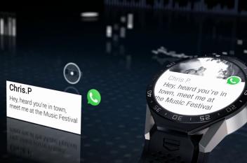 ما هي ساعة أندرويد الذكية الأكثر رفاهية؟