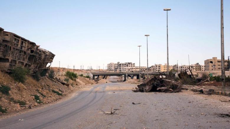 مقتل 70 عنصراً من داعش في قصف روسي بدير الزور