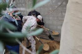 """""""مكافحة المخدرات"""" تقبض على أخطر المهربين في غزة"""