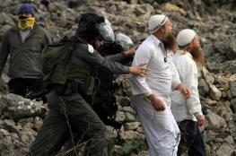 إصابة 3 مواطنين أحدهما بحالة خطرة في اعتداء للمستوطنين برام الله
