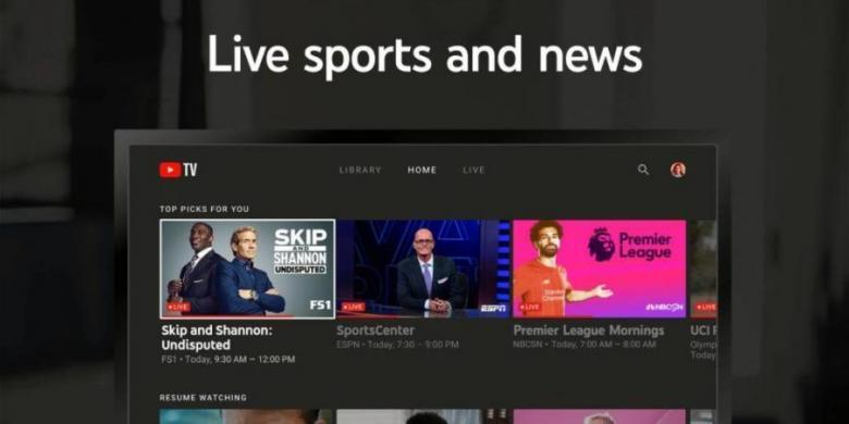 يوتيوب تي في YouTube Tv متوفر الآن لأجهزة بلاي ستيشن 4