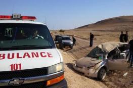إصابات في حادث سير شمال الخليل