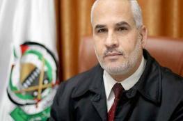 برهوم يدعو إلى وقف كل حالات التطبيع مع الاحتلال