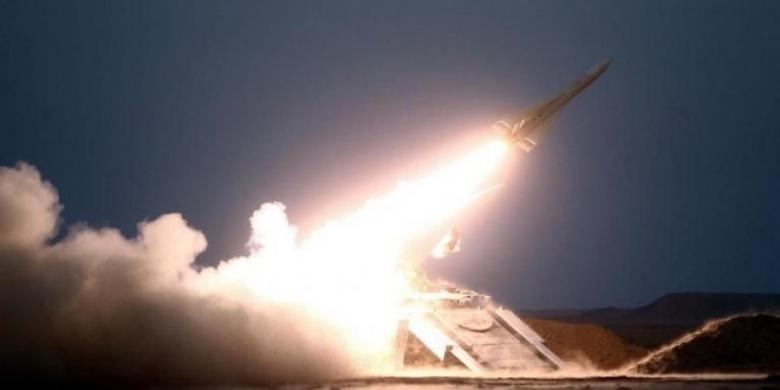 اعتراض صاروخ بالستي جديد فوق السعودية