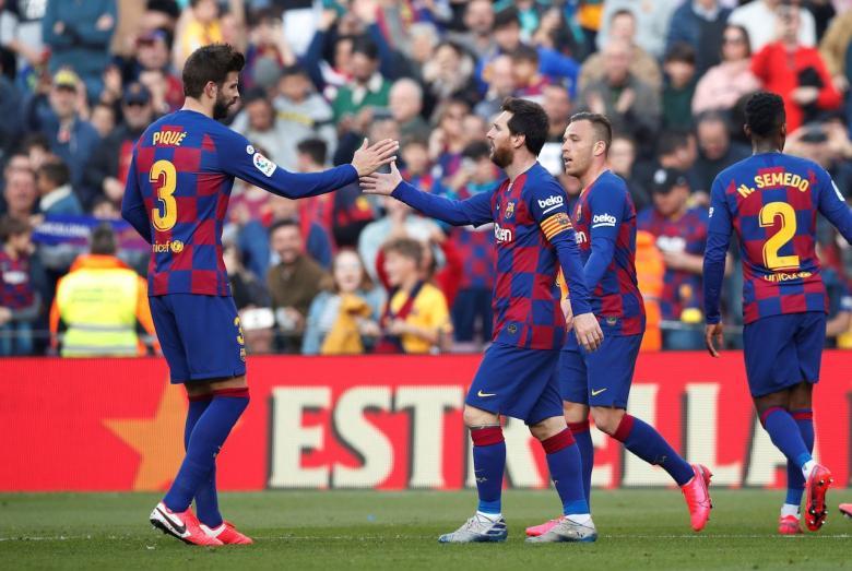 برشلونة يتحرك لإبرام صفقة برازيلية