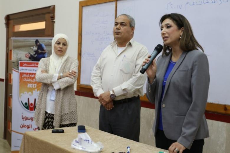 اتفاقية تعاون بين الوكالة الفلسطينية للتعاون الدولي وجهاز الإحصاء