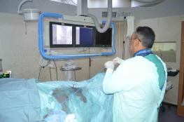 قسم القسطرة في مستشفى الخدمة العامة يعمل من جديد