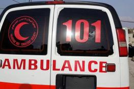إصابة طفل بجروح خطيرة بحادث دهس في قلقيلية