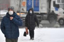 أكثر من 500 مصاب جديد بكورونا في موسكو