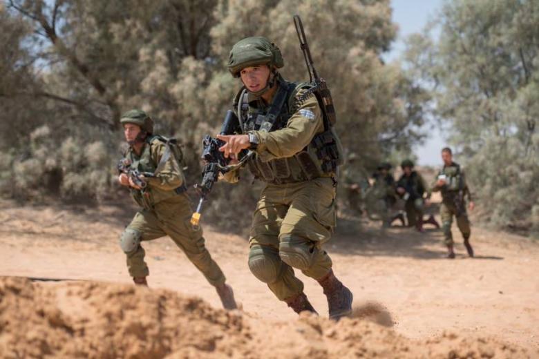 هكذا يتدرب جيش الاحتلال على القتال بالمناطق المأهولة