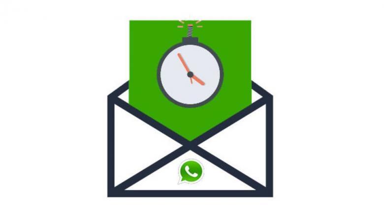 جديد واتساب.. تدمير الرسائل ذاتياً بعد فترة محددة