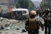 13 قتيلا و123 جريحًا في هجمات تزامنت مع الانتخابات بأفغانستان