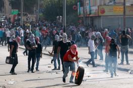 مواجهات مع الاحتلال في الخليل