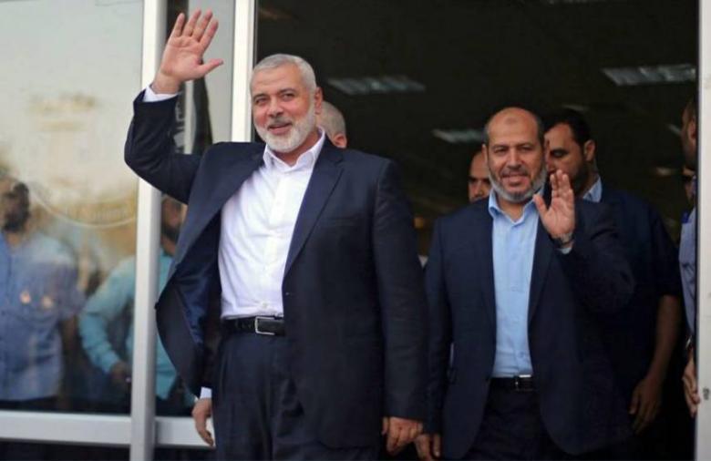 """""""حماس"""" تستعرض  علاقتها بـ السعودية وعُمان وزيارات هنية الخارجية"""